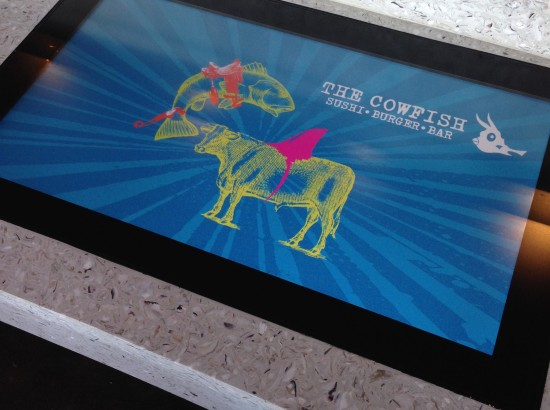 The Cowfish Bartop