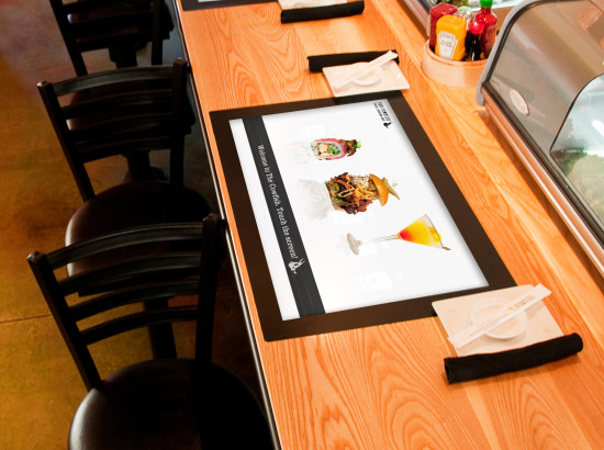 The Cowfish Bartop · Cowfish Sushi Bar